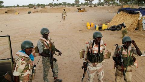 Four soldiers, 63 'terrorists' killed in Niger clash