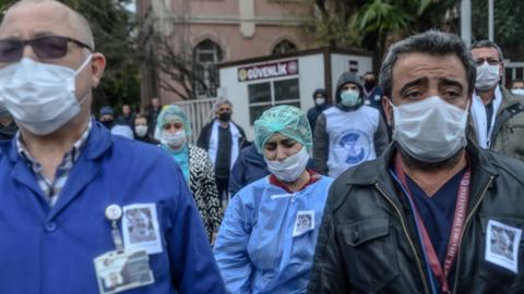 Turkey producing 1M face masks every week amid coronavirus