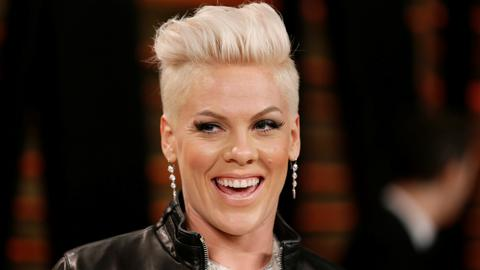 Singer Pink says she had coronavirus, pledges $1M to relief efforts