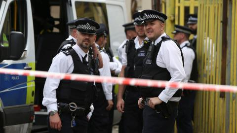 May says UK threat level to remain at severe following London attack