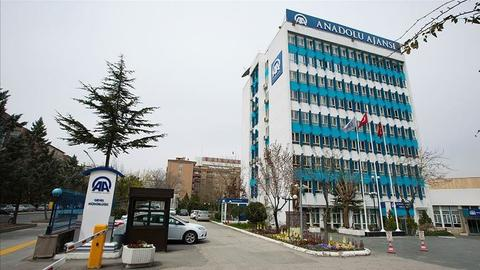 Turkey's Anadolu Agency marks 100th anniversary