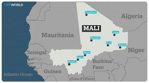 Mali army base attack kills at least 25 soldiers – army