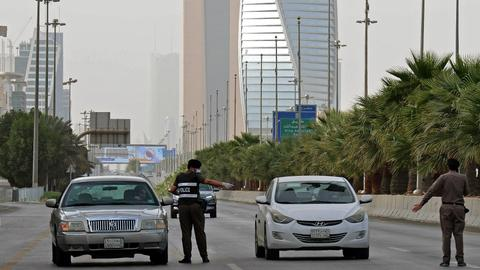 Saudi imposes 24-hour virus curfew in five cities – latest updates
