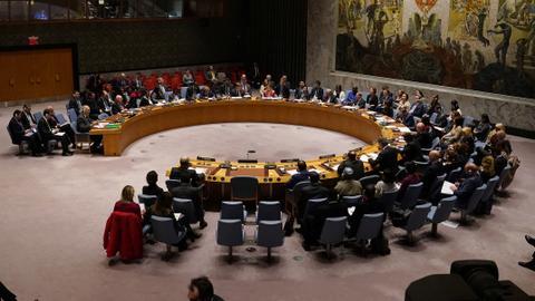 UN Security Council to hold first coronavirus talks on Thursday