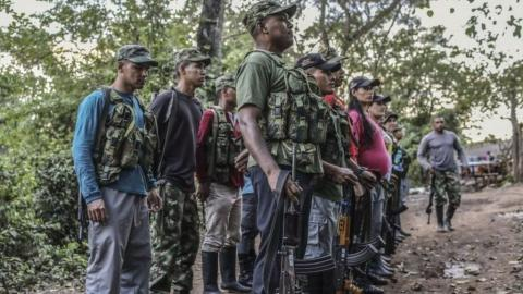 FARC accuses Colombian government of violating peace deal