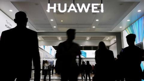 Huawei laments US plans to crimp its global chip supply