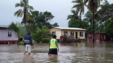 Cyclone Harold flattens homes, brings injuries in Fiji