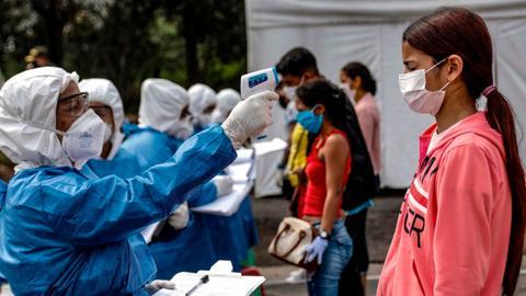 UN delivers 90 tons of Covid-19 aid to Venezuela