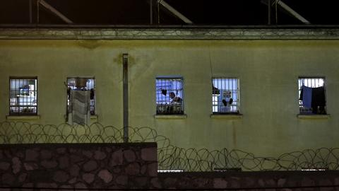 Greece must tackle cramped, unruly prisons – rights body