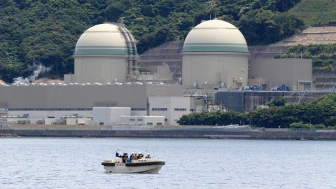 Japan restarts reactor No 3 at Takahama nuclear plant