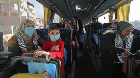 Gaza resumes coronavirus testing amid shortages