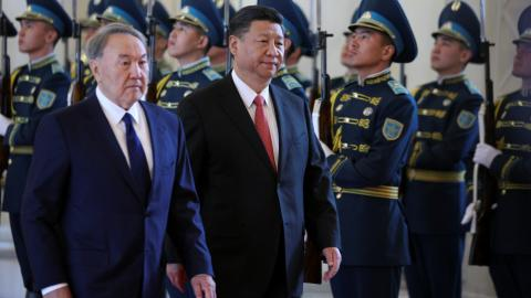 China, Russia-led security bloc to discuss membership for Iran