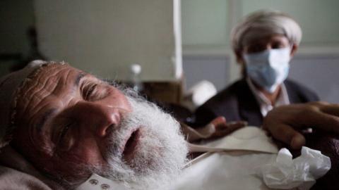 Cholera cases in Yemen soar to over 100,000