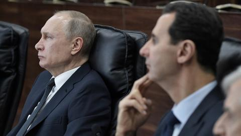 Is the Syrian regime becoming Russia's new proxy in the wider region?