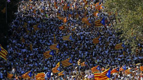 Catalonia announces date for vote on independence from Spain