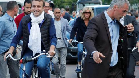 Macron seeks majority as France votes in parliamentary election