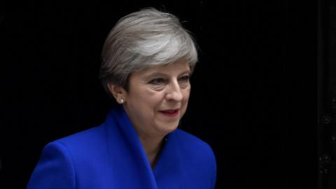 Britain's May gets a deal for DUP support, but no formal coalition
