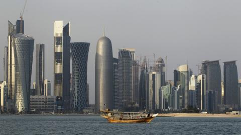 Qatar says no expulsion of nationals from countries that cut ties