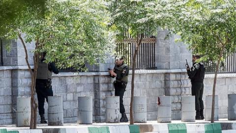 Iran arrests more suspects after Tehran attacks