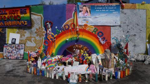 Orlando club shooting victims honoured at pre-dawn ceremony