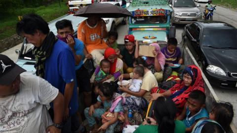 Philippines says pro-Daesh group controls 20 percent of Marawi City