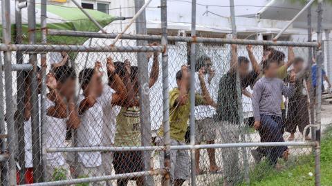 Asylum seekers win $53M settlement from Australian government