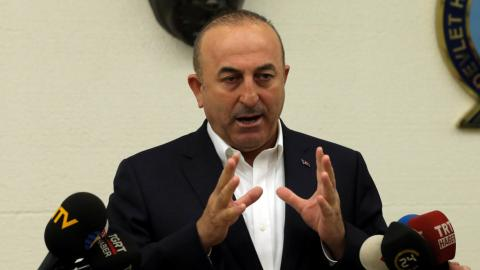 Turkey calls for dialogue in Qatar crisis