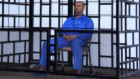 ICC prosecutor calls for Saif al Islam Gaddafi's arrest