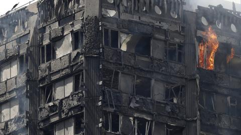 At least 12 dead, more than 70 injured in London fire