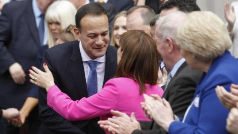 Ireland gets youngest prime minister