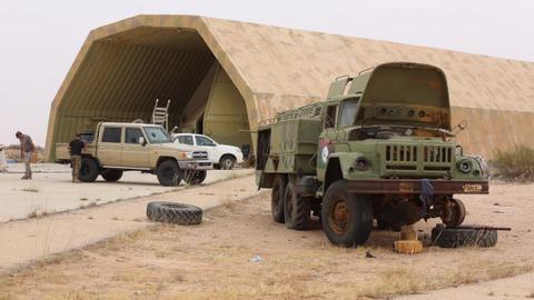 The importance of the GNA capture of al Watiya air base in Libya