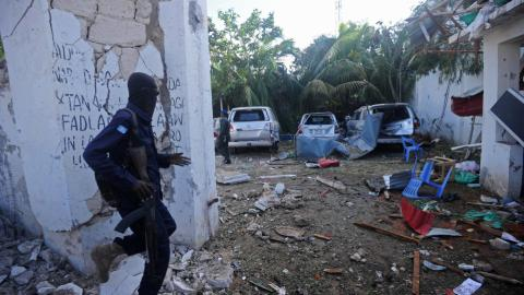 Death toll of Mogadishu hotel attack rises to 19