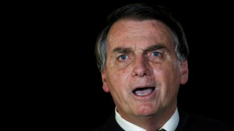 Facebook globally blocks 12 of Brazil's Bolsonaro allies