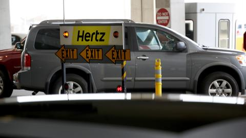 Hertz files for US bankruptcy  as car rentals evaporate in pandemic