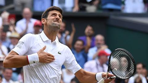 Djokovic announces Balkan region series, Thiem joins