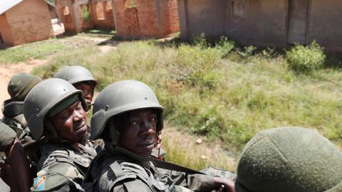 Rebels destroy 150 schools, 22 health centres in DRC