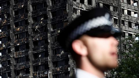 May orders probe into London tower block fire