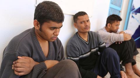 Migrant shipwrecks off Tunisia leave one dead, over 80 rescued