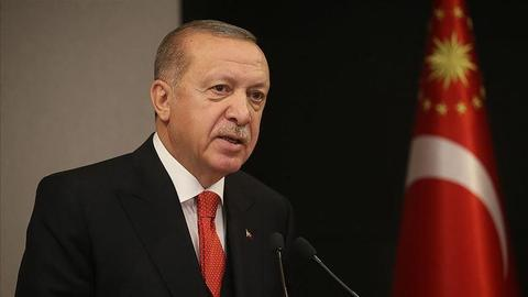 No one can take away Palestine's lands - Turkey's Erdogan