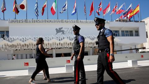 Venice Film Festival will go ahead in September - Veneto governor