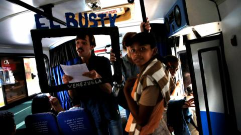 Opposition finds novel ways to protest in Venezuela