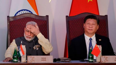 What's behind the China-India border dispute?