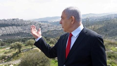 Netanyahu says he won't miss opportunity to annex occupied West Bank
