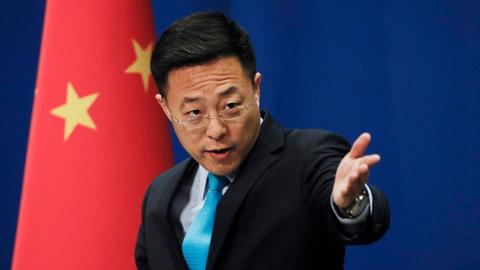 Beijing demands Washington withdraw sanctions on Chinese companies