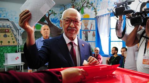 Analysis: Saudi and Emirati media axis targets Tunisia's Rached Ghannouchi