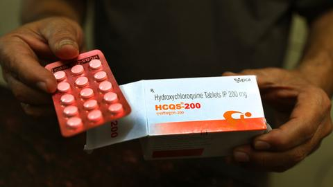 Medical experts raise doubts about Hydroxychloroquine use for Covid-19