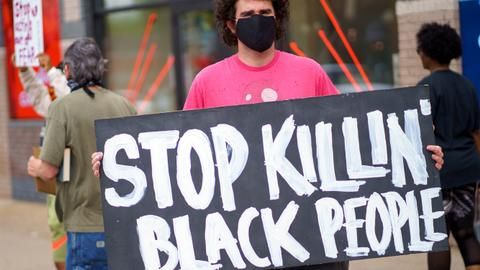 Four Minnesota cops fired after death of black man, George Floyd