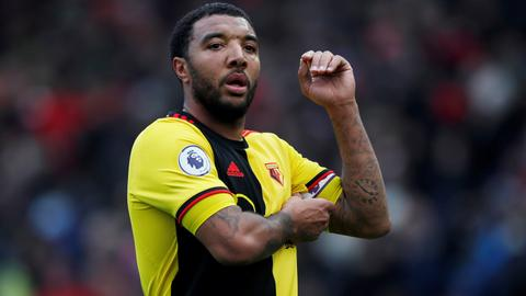 'I hope your son gets corona': Deeney abused after citing virus fears