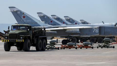 Russia eyeing expansion of military bases in Syria