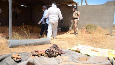 Mass grave found in south of Tripoli - Libyan interior ministry